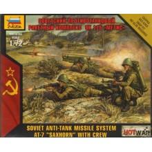 Soviet PTRK Metis 1/72
