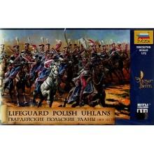 Polish Uhlans (Napoleonic Wars) 1/72