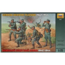 German (WWII) Infantry WWII 1/72