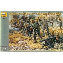 German (WWI) Infantry WWI