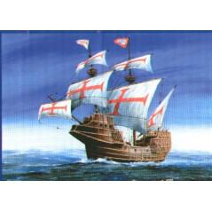 Conquistadores Ship 1/100