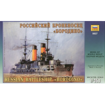 Russian Battle Cruiser 'Borodino' 1/350