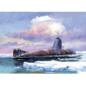 Nuclear Submarine K-3 'November Class'  1/350