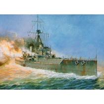 HMS Dreadnought WWI Battleship 1/350