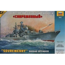 Russian Destroyer Sovremeny 1/700