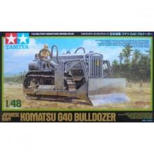 1/48 IJN Komatsu G40 Bulldozer