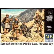 Somewhere in the Middle East, Present day 1/35