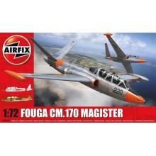 Fouga CM.170 Magister 1/72