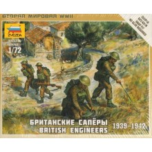 British Engineers 1/72