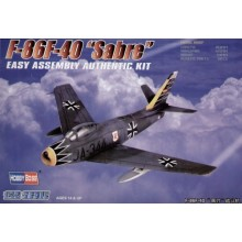 North-American F-86F-40 Sabre  1/72