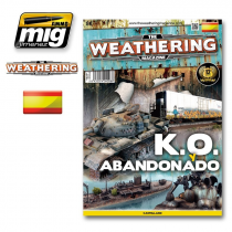 THE WEATHERING MAGAZING Nº 9 K.O Y ABANDONADO