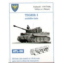 Pz.Kpfw.VI Tiger I SturmPz.Kpfw.VI Tiger 1/35