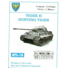 King/Hunting Tiger 1/35