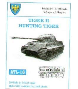 King/Hunting Tiger 1/35
