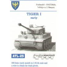 Pz.Kpfw.VI Tiger 1 early 1/35