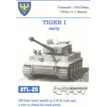 Pz.Kpfw.VI Tiger 1 early 1/35