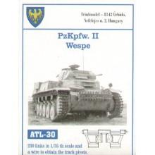 Panzerkamfwagen II Wespe 1/35