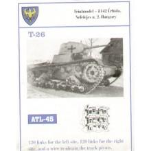 Russian T-26 1/35