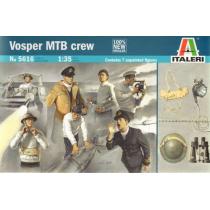 MTB Vosper Crew 1/35