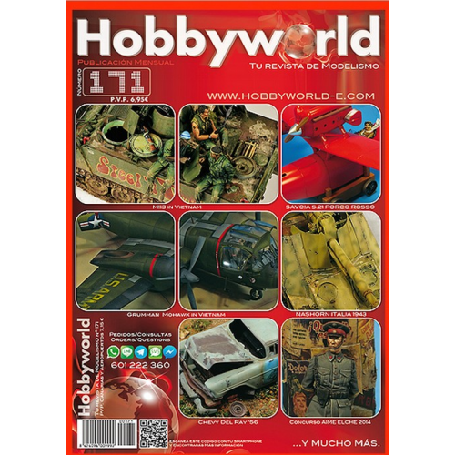REVISTA HOBBYWORLD Nº 171
