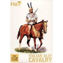 Punic War Italian Ally Cavalry 1/72