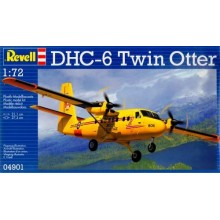 de-Havilland-Canada DHC-6 Twin Otter 1/72