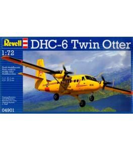 de-Havilland-Canada DHC-6 Twin Otter 1/72