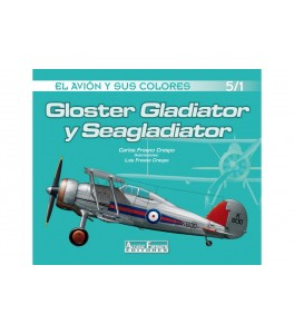 Gloster Gladiator y Seagladiator