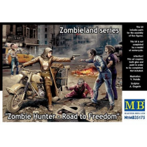 Zombie Hunter - Road to Freedom 1/35