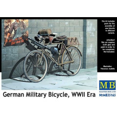 German Military Bicycle 1/35
