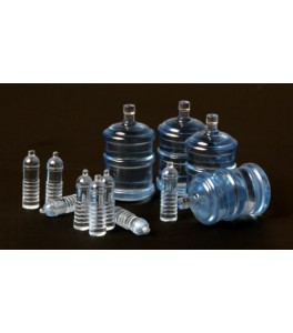 Water bottles for vehicle/diorama 1/35