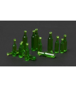 Beer bottles for vehicle/diorama 1/35