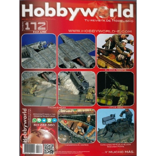 Revista Hobby World nº 172