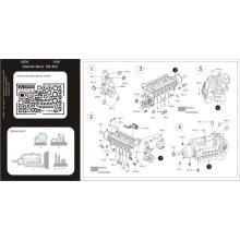 DAIMLER BENZ DB-603 1/48 AIRES