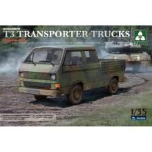 Bundeswehr T3 Transporter Truck Double Cab 1/35
