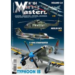 Revista Wing Masters nº 104