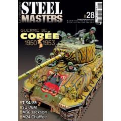 Revista Steel Master temática nº 24