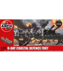 D-Day Coastal Defence Fort 1/72
