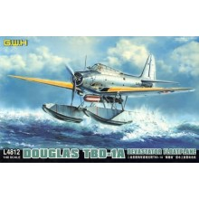 L4812 Douglas TBD-1A Devastator Floatplane 1/48