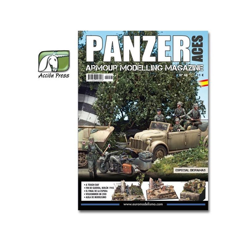Panzer Aces nº 48