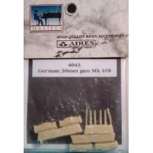 GERMAN 30MM.GUN MK108-1/48 AIRES