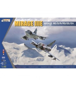MIRAGE III E/O/R/RD/EE/EA ESPAÑA,1/48