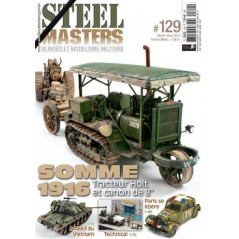 Revista Steel Masters nº 129