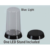 Urna con luz opcional de led 185x84mm.