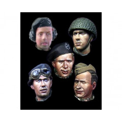 WW2 British Head Set Nº 1  1/35