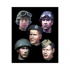 WW2 British Head Set Nº 2 1/35