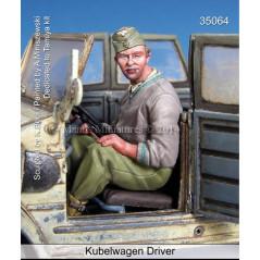Kubelwagen Driver 1/35