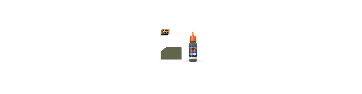 3G AK paints
