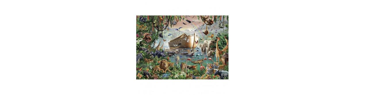 ▷ Comprar Puzzles 3000/4000 Piezas Online   Carmina Hobbys ®