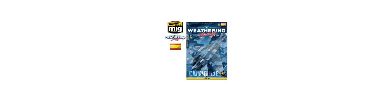 Revista Weathering Aircraft